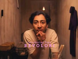 "Tony Revolori in a scene from ""The Grand Budapest Hotel""."
