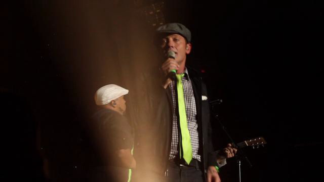TobyMac Unplugged in Minneapolis