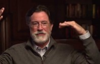 Stephen Colbert on Why He's a Christian