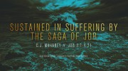 Sustained in Suffering by the Saga of Job