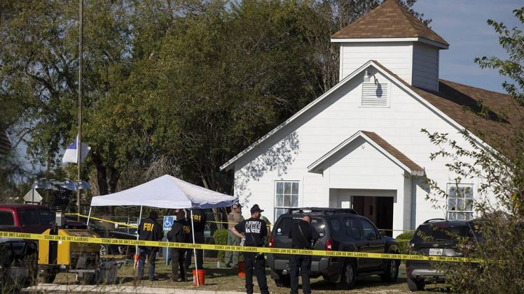 About Half of the Texas Church Shooting Victims Were Children