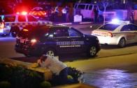 Nine killed in shooting at historic church in South Carolina