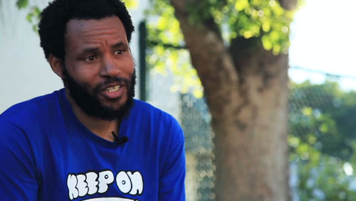 "Pro Skateboarder Ray Barbee – ""Uncomfortably Confused"""