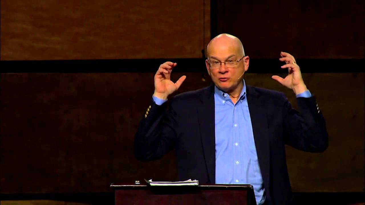 A Biblical Theology of Revival – Tim Keller
