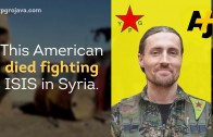 "American killed in Syria fighting ISIS believed in ""opposing evil"""