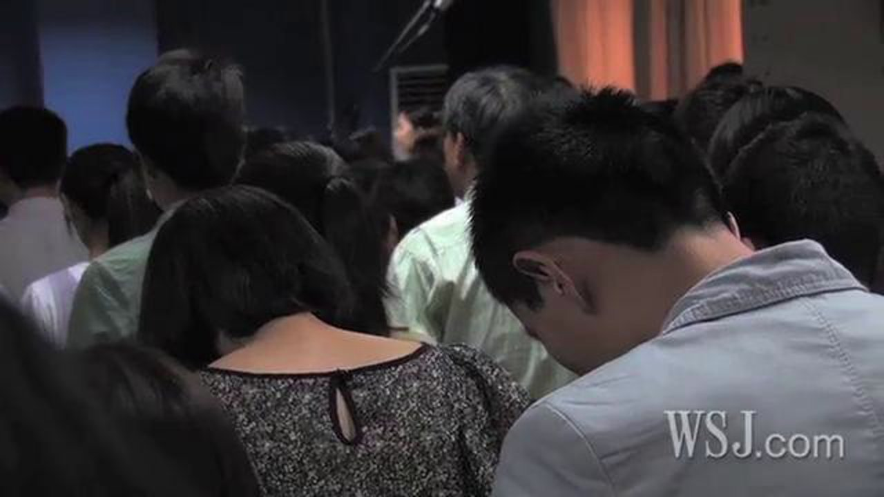 China's Banned Churches Defy Regime