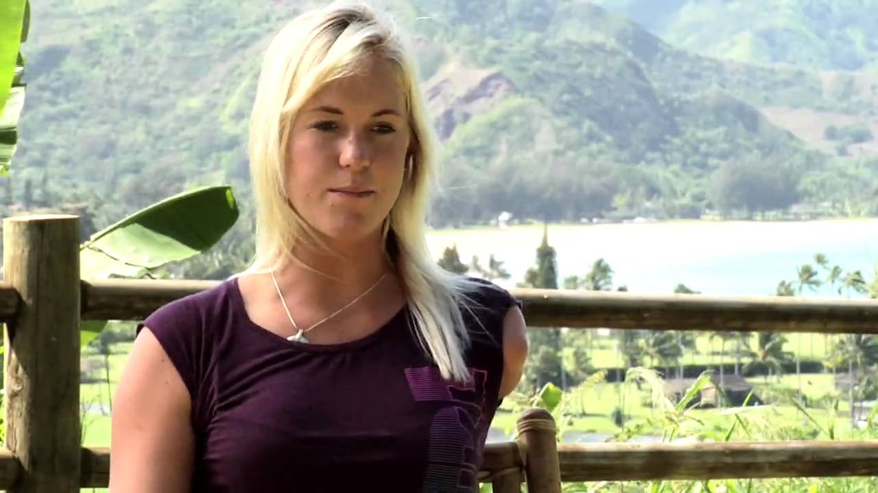Pro Surfer Bethany Hamilton Shares Her Incredible Story